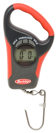 Weighing your fish – Berkley Digital Scale