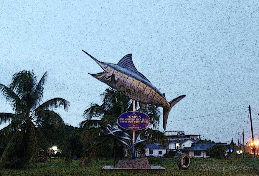Rompin Sailfish Fishing Charter