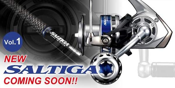 Sneak Peak – New Daiwa Saltiga Coming Soon