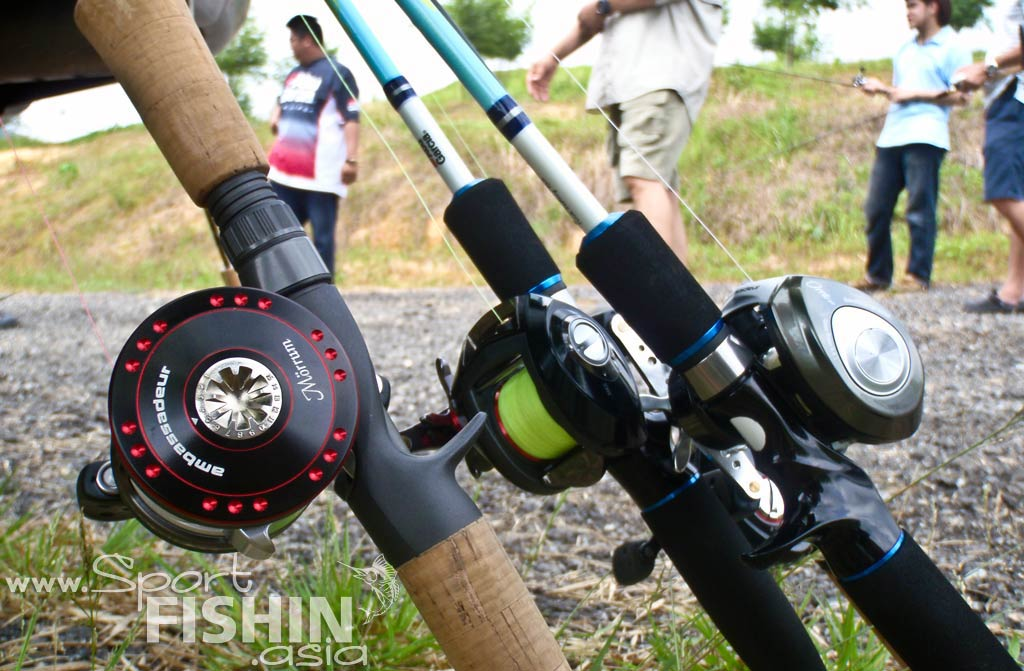 Abu Garcia Baitcasting Clinic Review