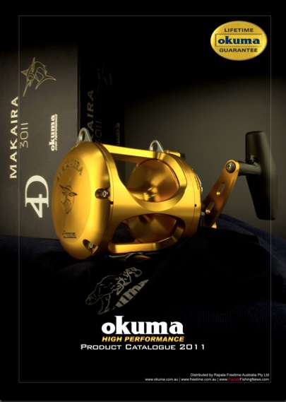 Okuma Catalog 2011 Downloads