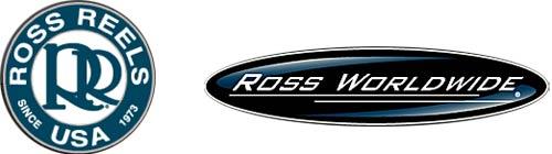 Ross Reels Ross Worldwide old logos