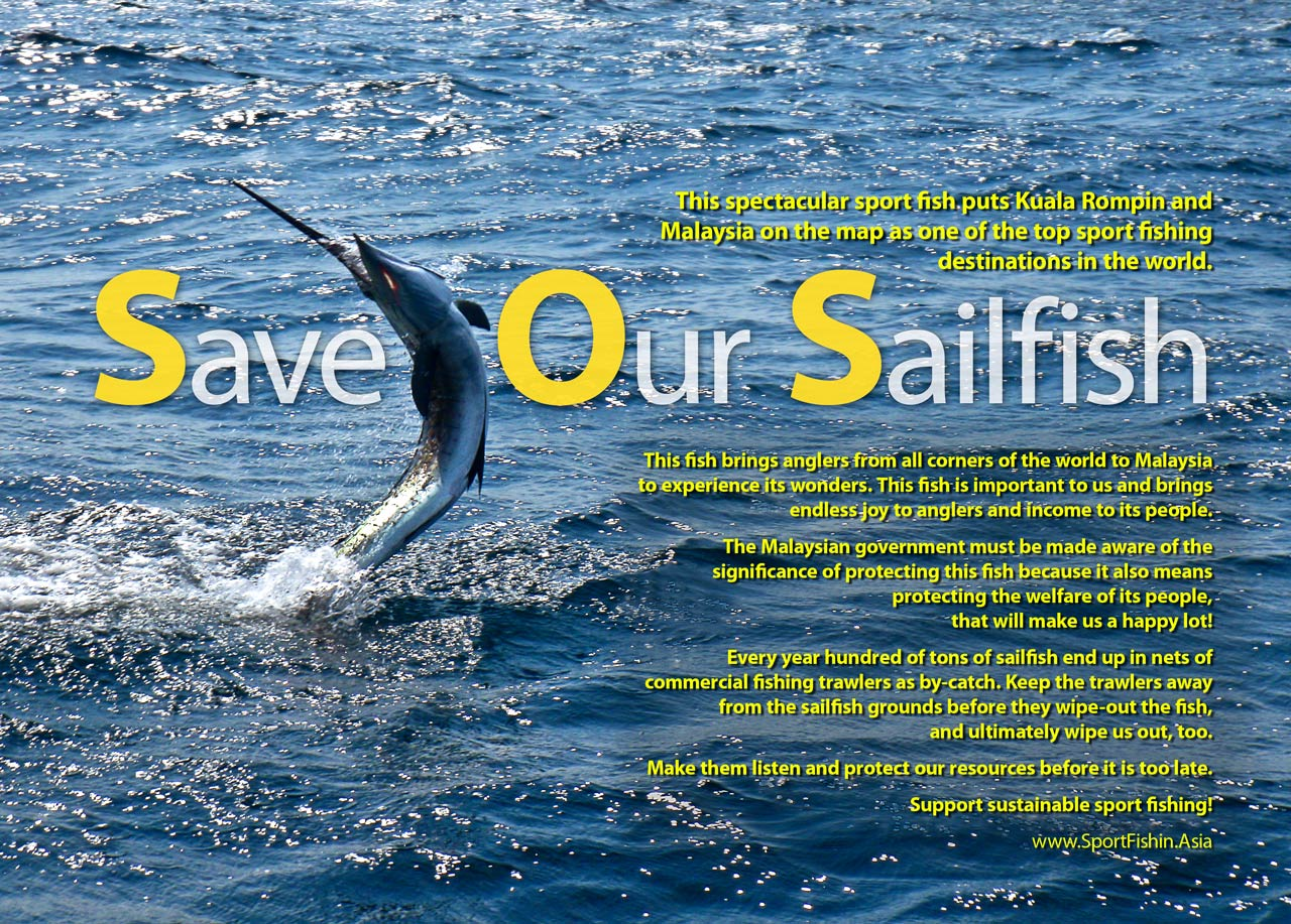 Save Our Sailfish