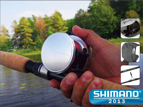 shimano catalog, Fishing Reels
