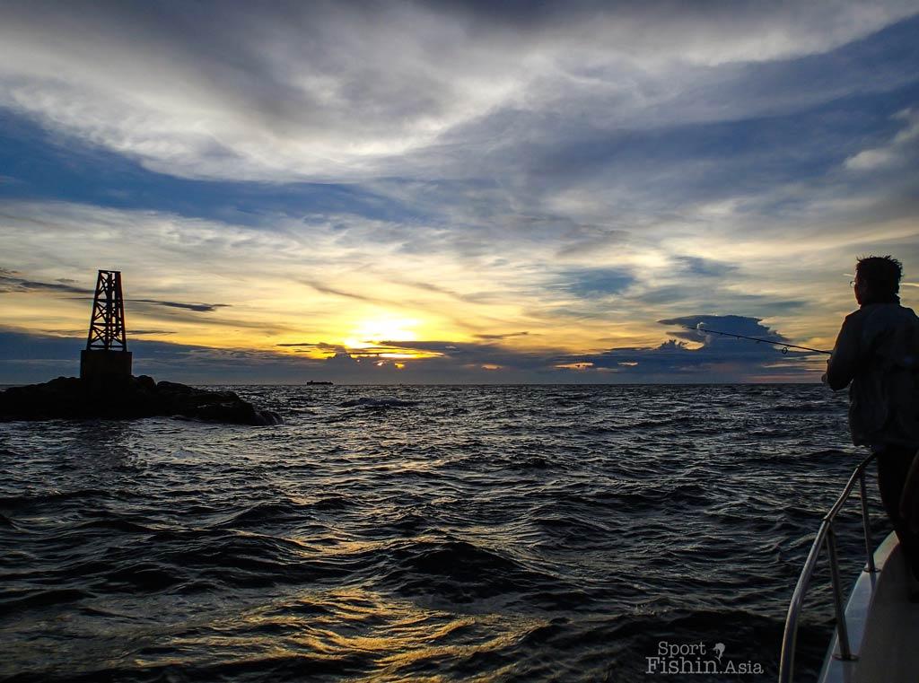 Pulau Sembilan Fishing Escapade