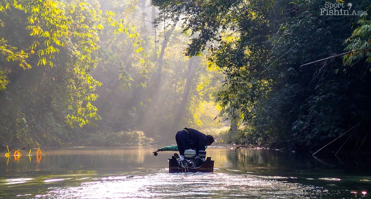 Solitude – Thai Mahseer Fishing