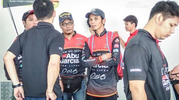 Abu Garcia fans