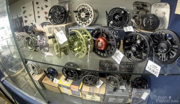 Fly reels to suit all budgets - even used ones