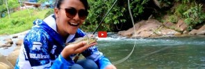 Sabah Mini International Fly Fishing Fair on Mata Pancing