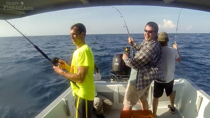 sailfish-Kuala-Rompin-fishing-penn-spinfisher-fathom-dan-triple-hookup