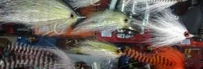 Flies for arapaima fishing