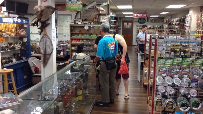 Tacklebox Adventures - Malaysia's only fly shop
