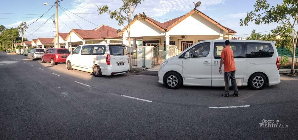 Rompin Guesthouse Accommodation (Homestay)