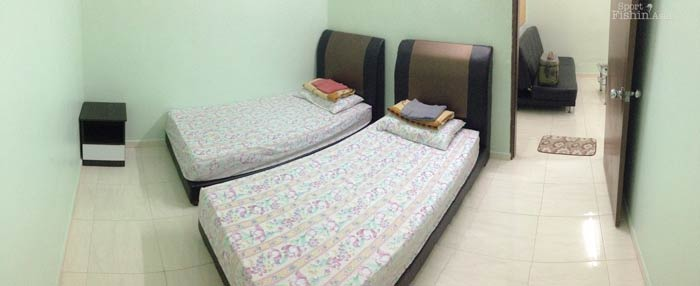 Rompin Homestay Accommodation