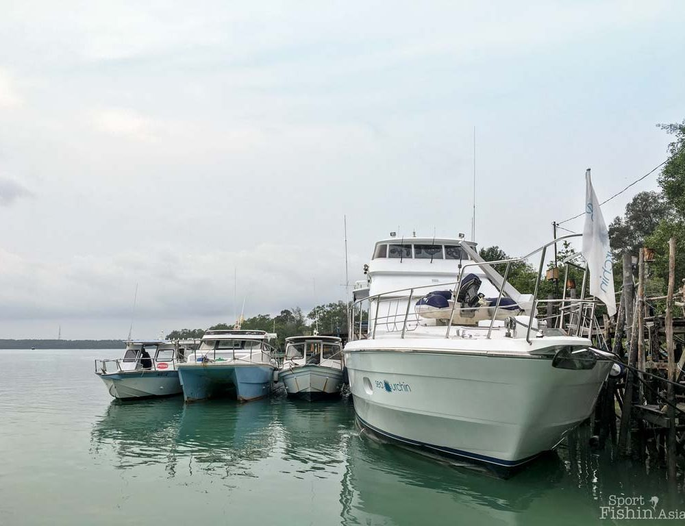 Rompin Charter Boat