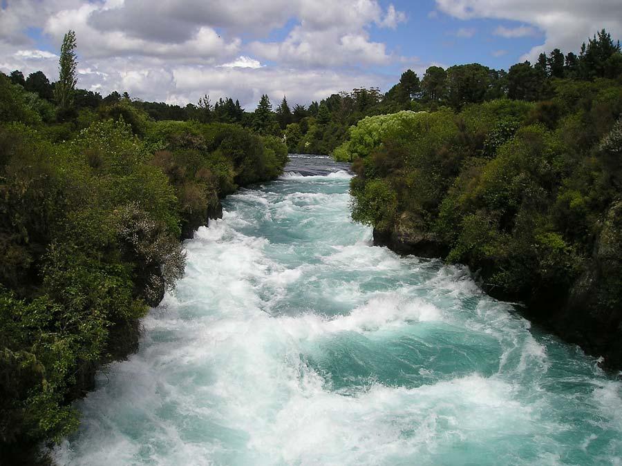 Hula Falls Tekapo NZ