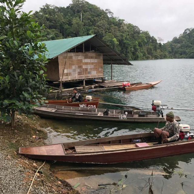 Next to Camping – Thai Mahseer Fishing Accommodation