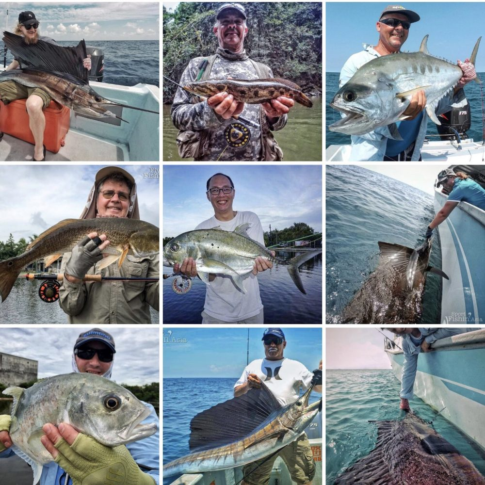 Follow Us on Instagram for Very Frequent Updates and Fishing Photos Gallery