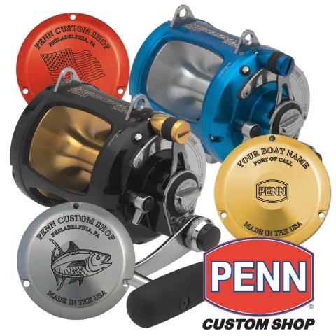 PENN Reels-Custom Shop