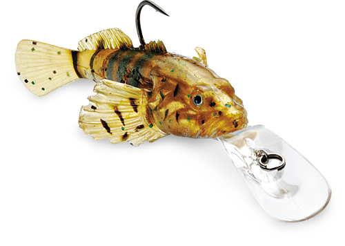 Storm Kickin' Goby Lure