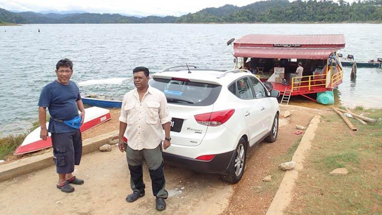 Guide to Surviving a Houseboat at Temenggor – Royal Belum, Malaysia.