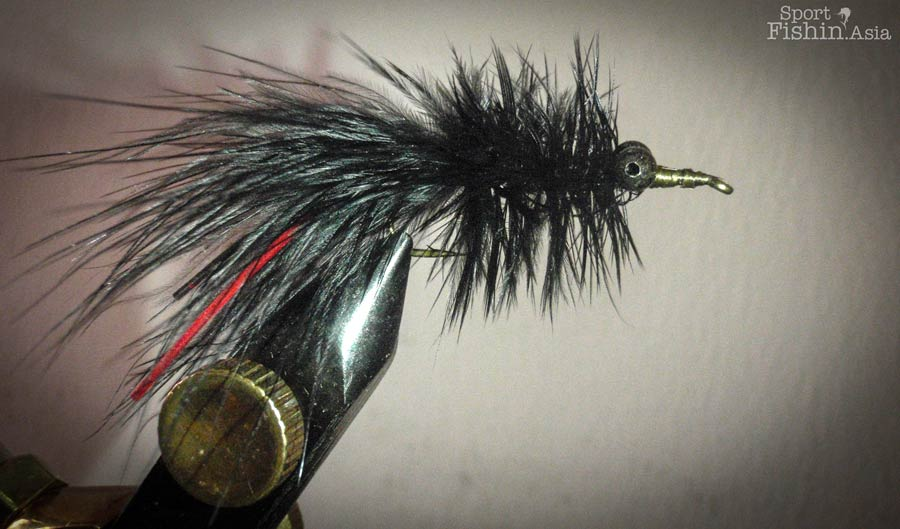 How to Tie a Woolly Bugger – Fly Tying Video
