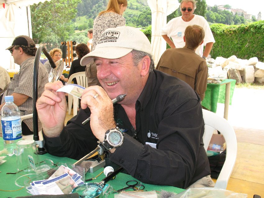 Fly-tyer and Fly-caster Profile: Mick Hall – Australia
