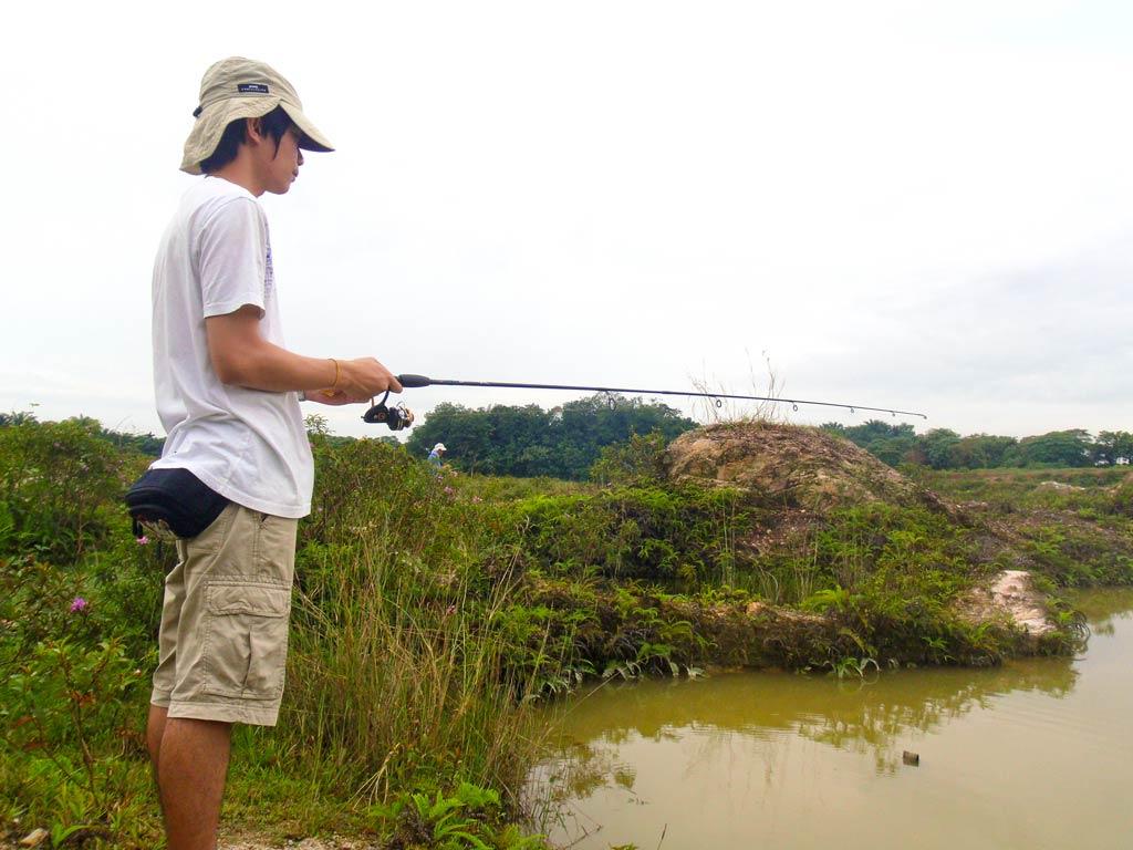 Basics of Fishing – Abu Garcia Clinic