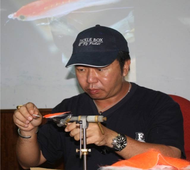 Fly-tyer Profile: Dron Lee – Certified Casting Instructor, Malaysia.