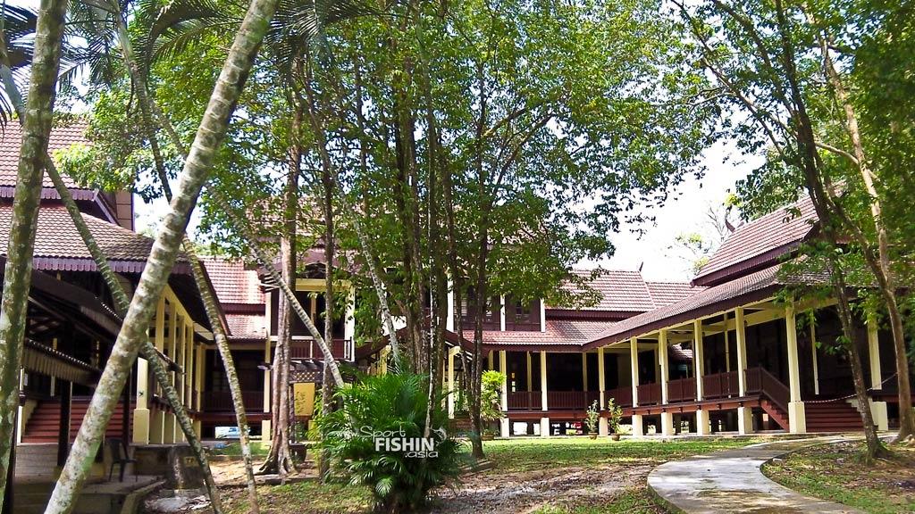 Kampung Budaya, Taman Botani Negara – Venue of the International Fly Fishing Festival 2012 in Malaysia
