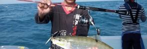Kuala Rompin Bonefish, on Jig.