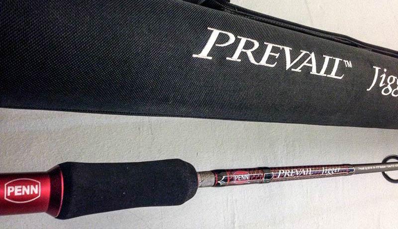 New Penn Prevail Jigger Rod