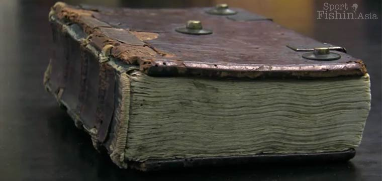 The Oldest Fishing Book?