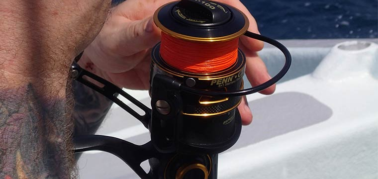 New PENN Clash reel tested against sailfish [video]