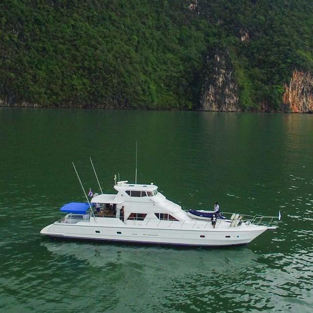 Kuala Rompin Live Aboard Charters