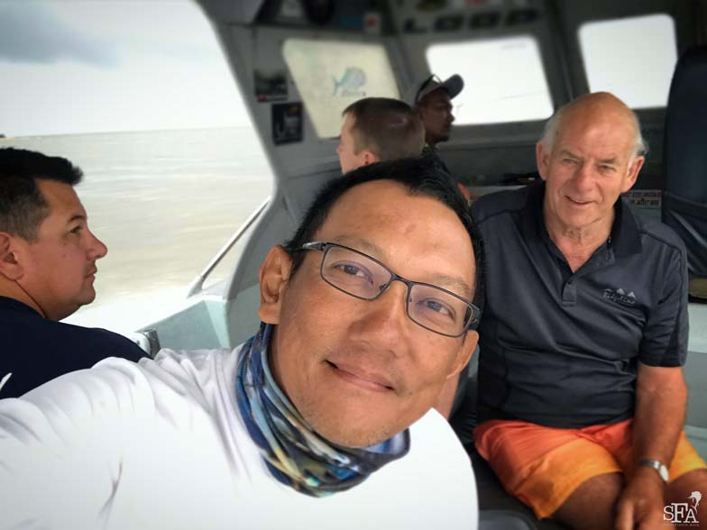 The Forbidden Fruit of Fishing – Day 2 Trip Report With Gary, Dave and Andrew