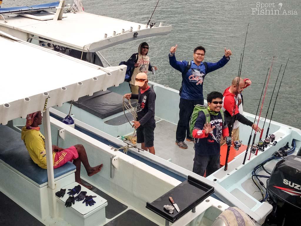 Kuala Rompin Fishing – What to Bring?