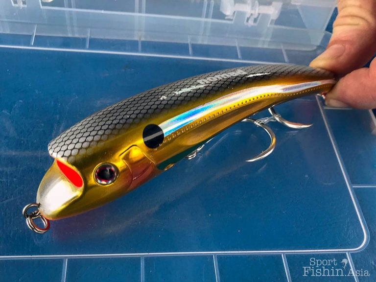 Nomad fishing lure