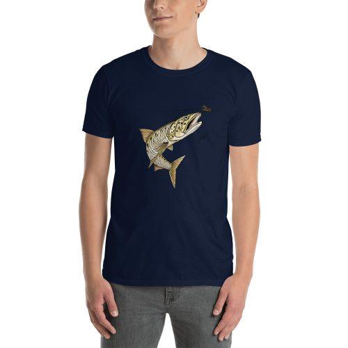 Burmese trout sikang t-shirt