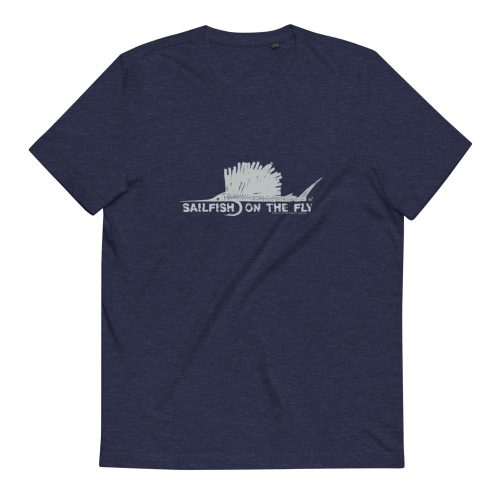 Sailfish on the fly t-shirt