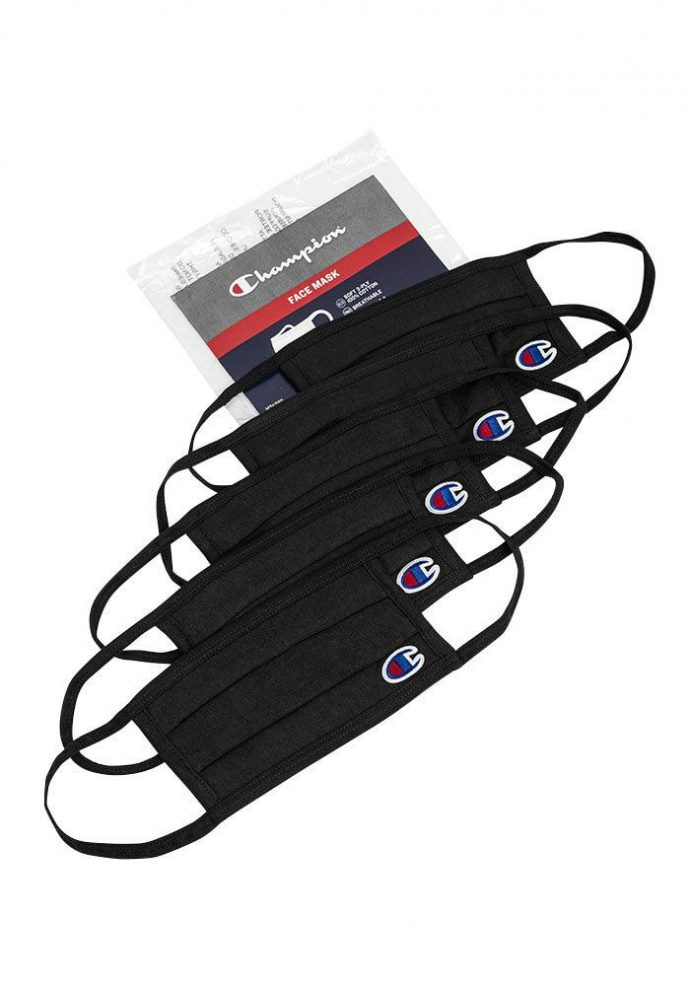 champion face mask 5-pack