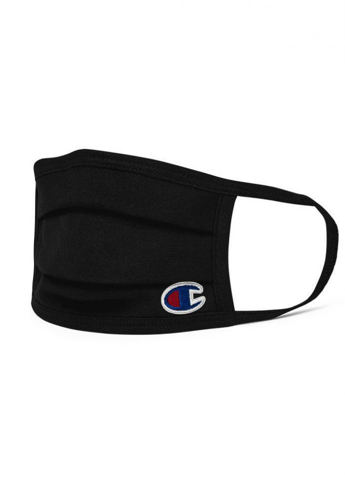 champion face mask side