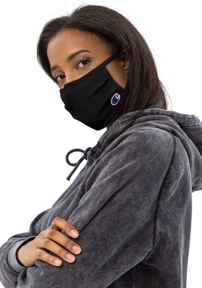 champion face mask woman