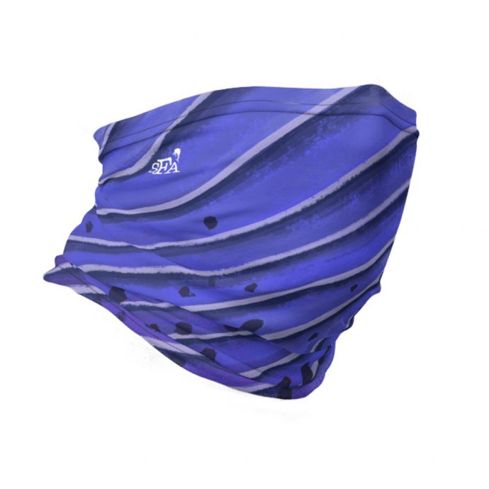 Sailfish neck gaiter